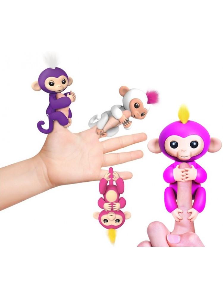 Интерактивная обезьянка на палец Fun Monkey..
