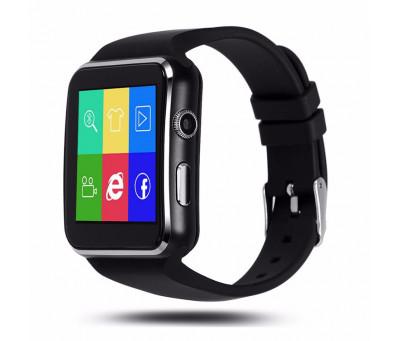 Смарт часы Smart Watch X6 Черные