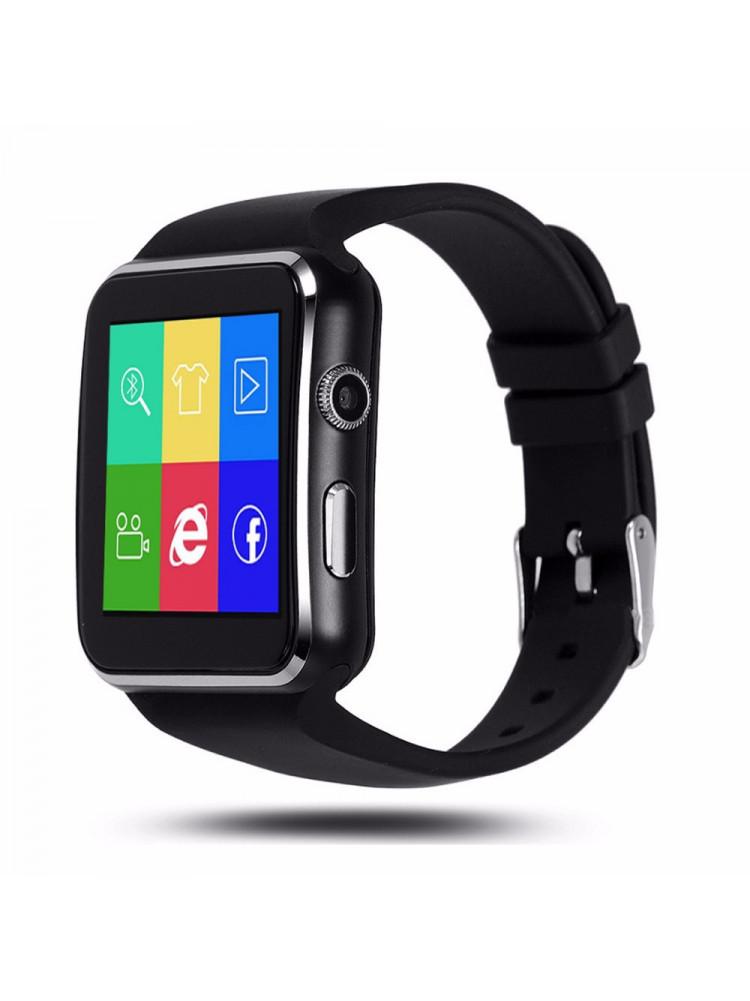 Смарт часы Smart Watch X6 Черные..