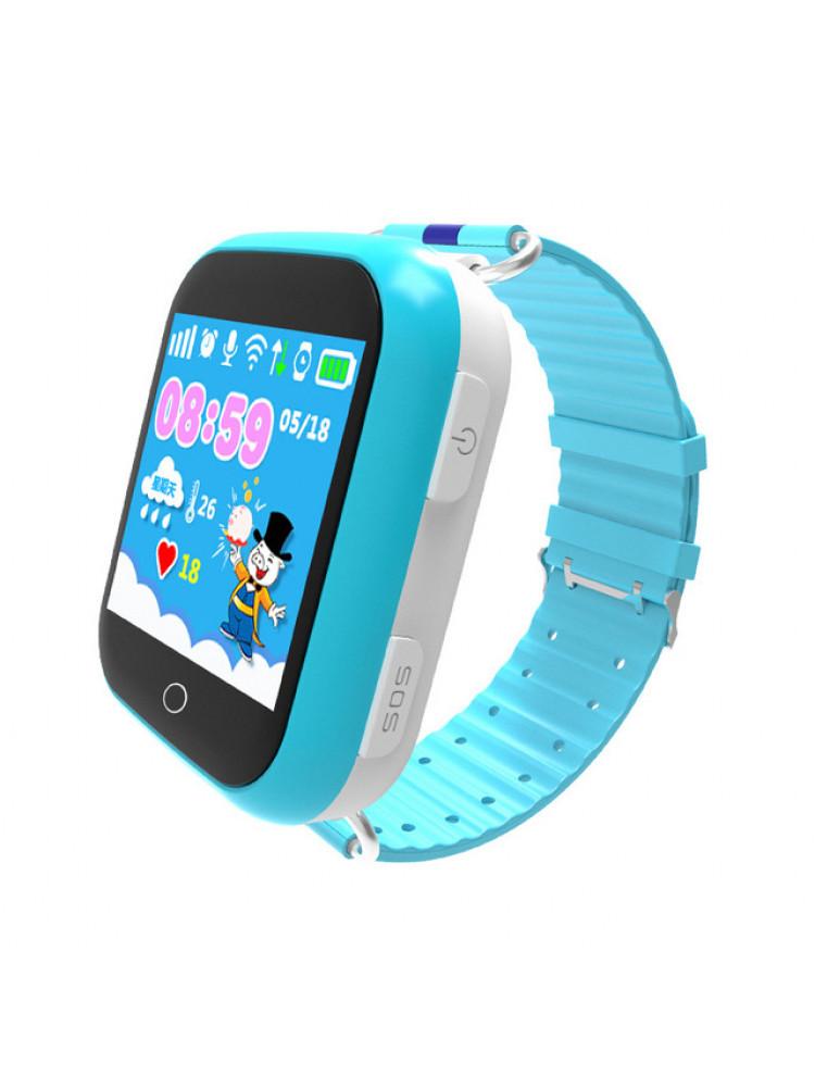 Смарт часы Smart Watch Q750 (Голубой/Розовый/Ч..