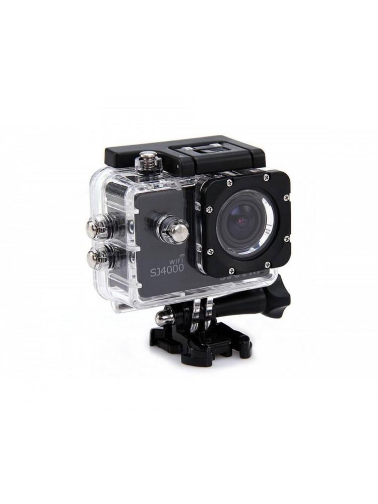 Экшн камера SJCAM SJ4000 WIFI BLACK..