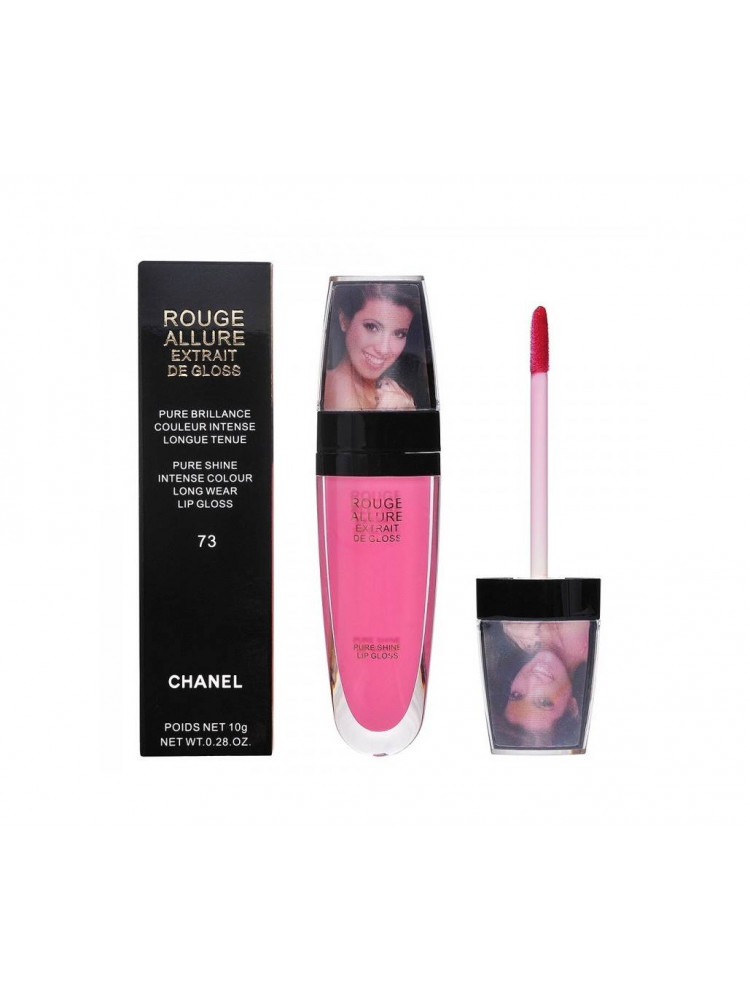 Блеск для губ Chanel Rouge Allure Extrait..