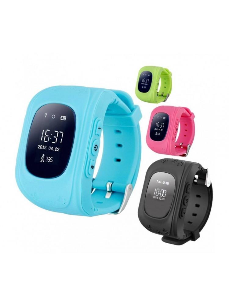 Детские часы GPS трекер Smart Baby Watch Q50 г..