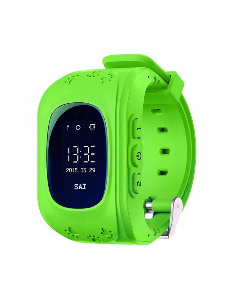 Детские часы GPS трекер Smart Baby Watch Q50 з..