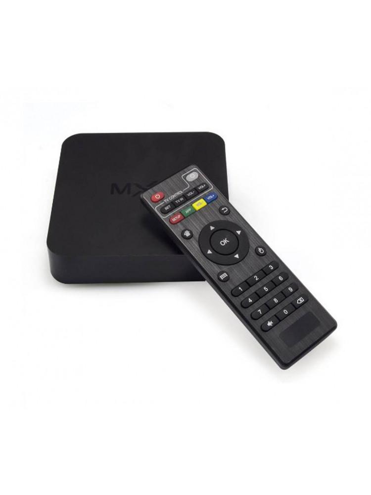 Мультимедийная приставка смарт ТВ MXQ OTT TV b..