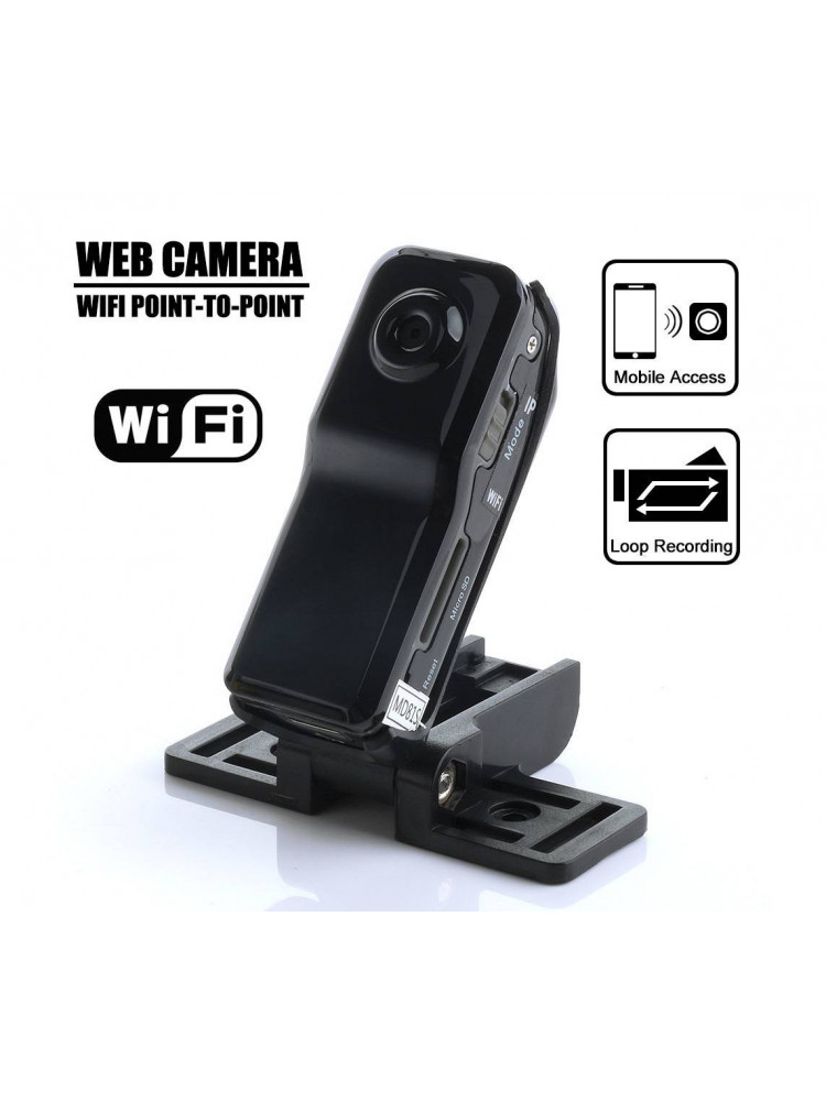 Беспроводная Wi-Fi мини видеокамера To Point W..
