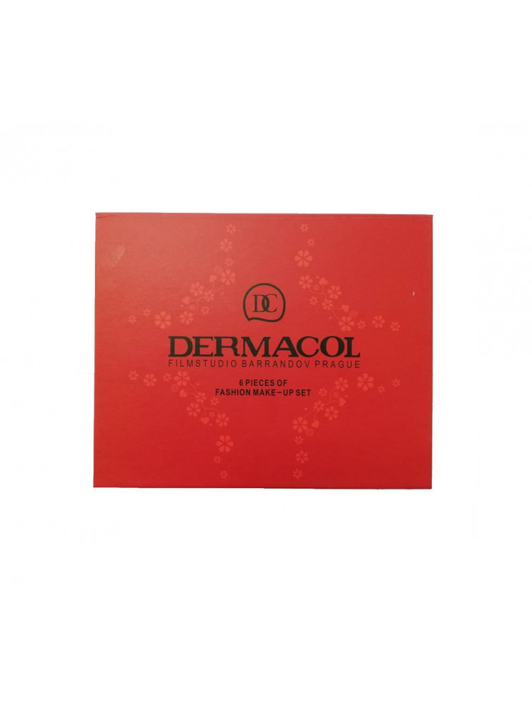 Набор Dermacol 6 в 1 RED..