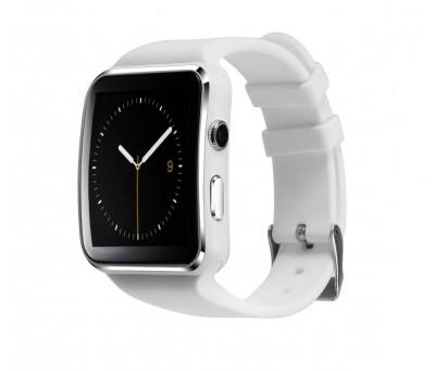 Смарт часы Smart Watch X6 Белые