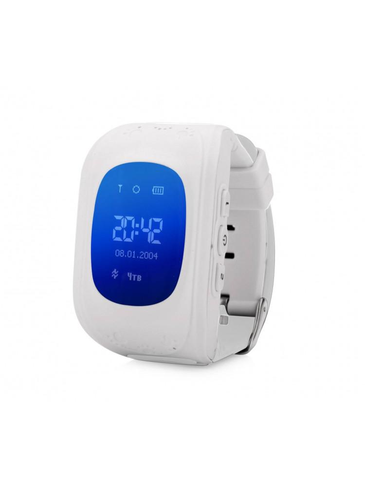 Детские часы GPS трекер Smart Baby Watch Q50 б..