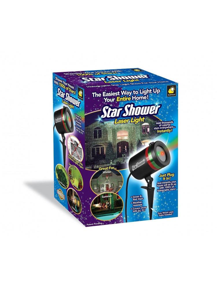 Лазерный звездный проектор Star Shower Laser L..