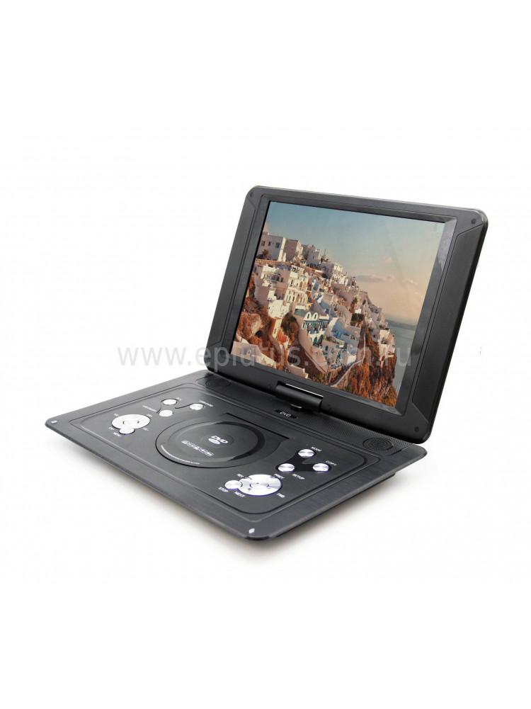 Портативный DVD плеер 15 дюймов с цифровым тюн..