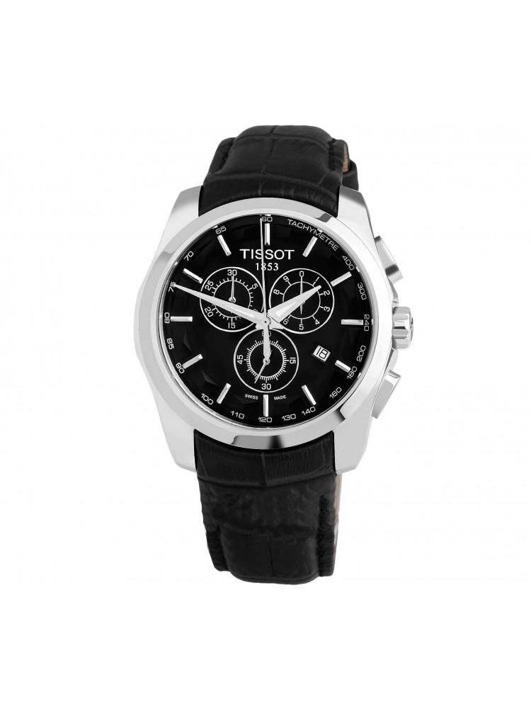 Кварцевые часы Tissot 1853 Couturier Chronogra..
