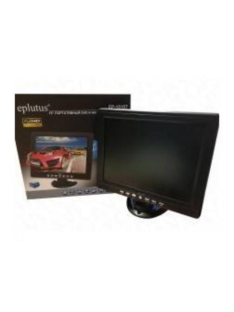 Автомобильный портативный телевизор с DVB-T2 и..