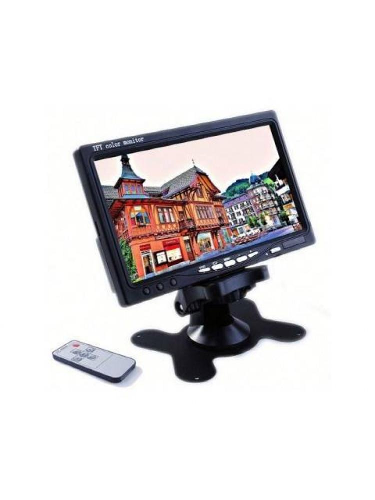 Монитор для камеры заднего вида Eplutus CX701..