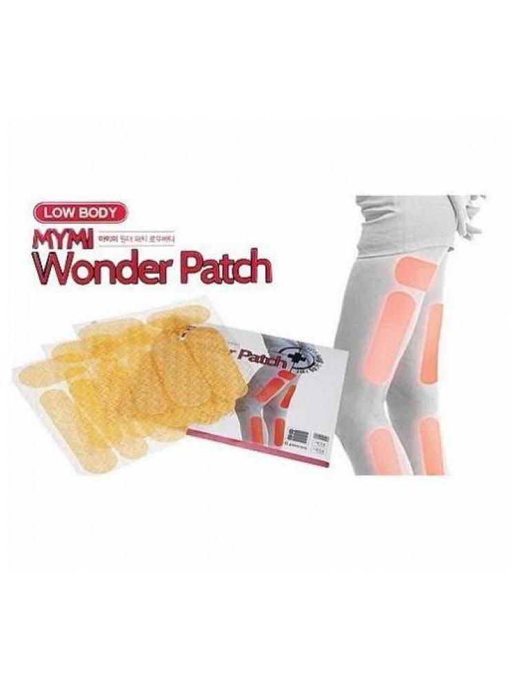 Пластыри для похудения для ног Mymi Wonder Pat..