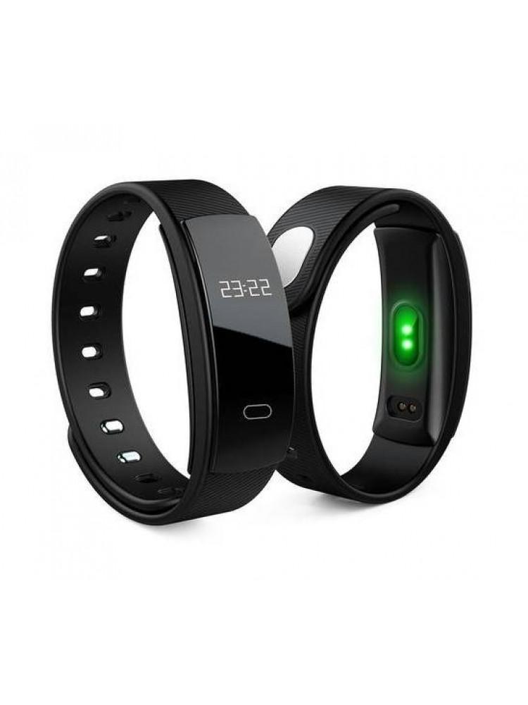 Фитнес браслет Smart Band QS80 (пульс и давлен..