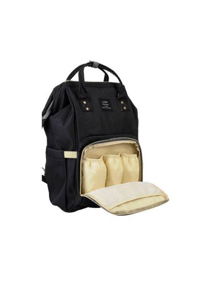 Рюкзак для мам Maitedi Black..