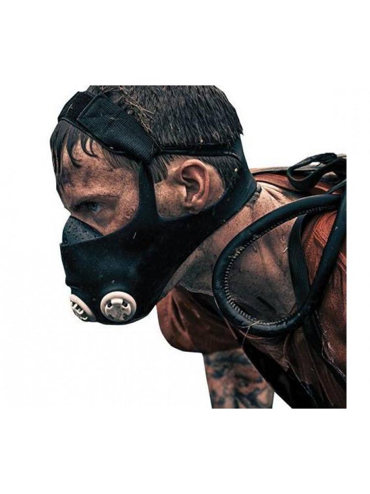 Тренировочная маска для усиления кардио и выно..