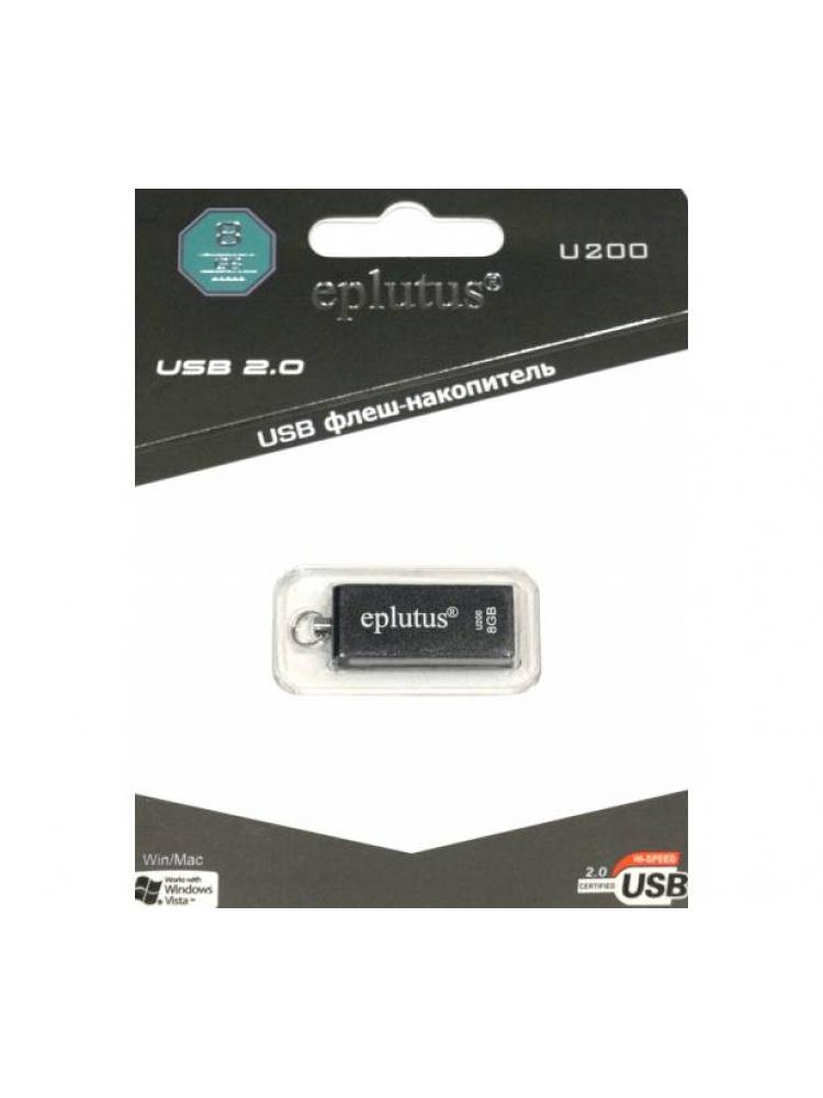 USB накопитель 8GB 2.0 Eplutus U200..