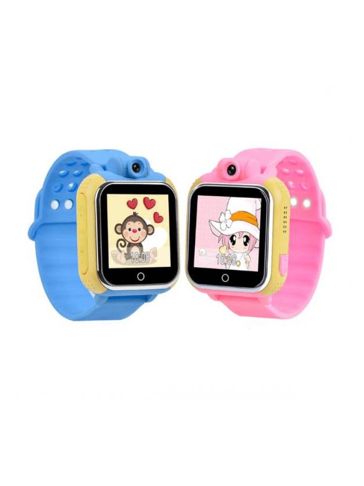 Детские часы с камерой GPS Smart Baby Watch Q7..
