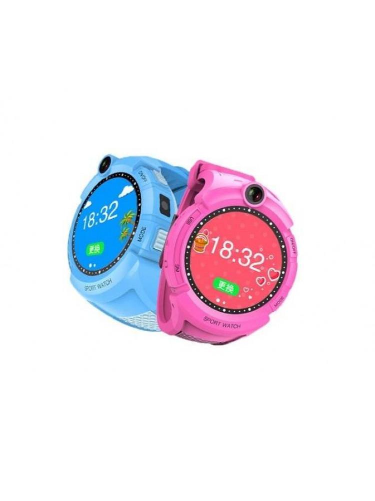 Умные детские gps-часы - Q610S..
