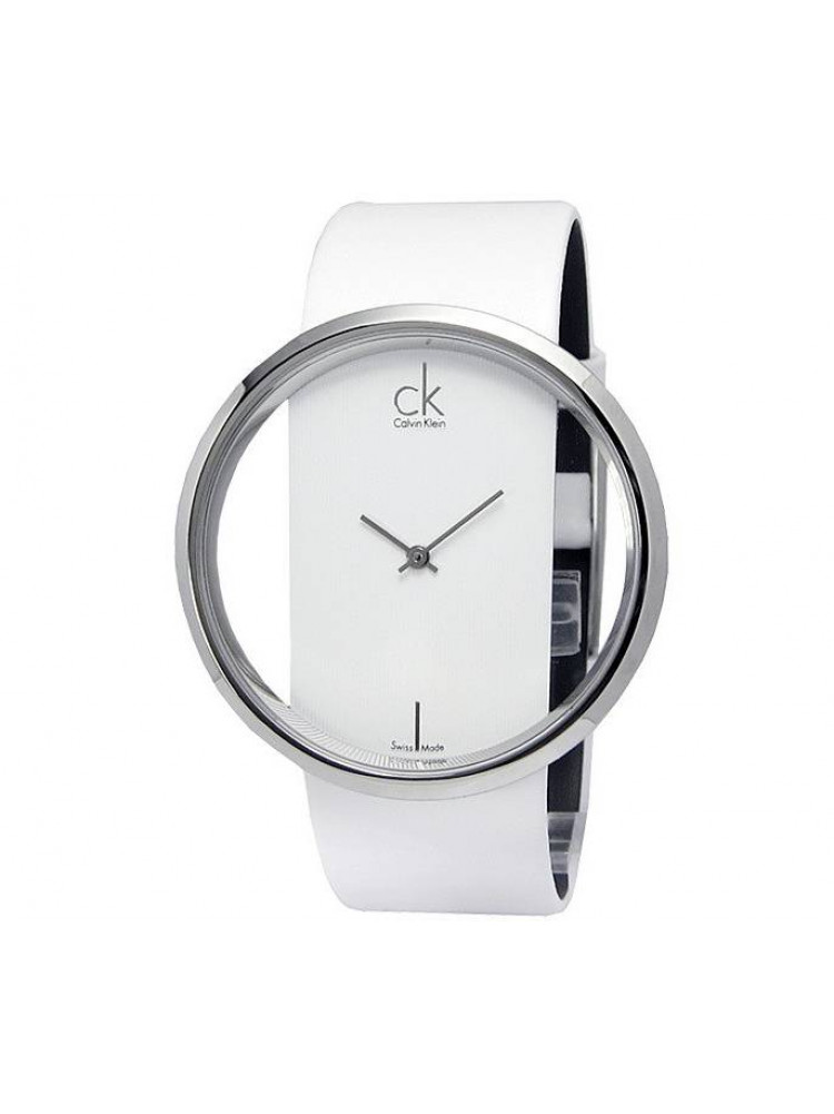 Часы Calvin Klein Glam, белые..