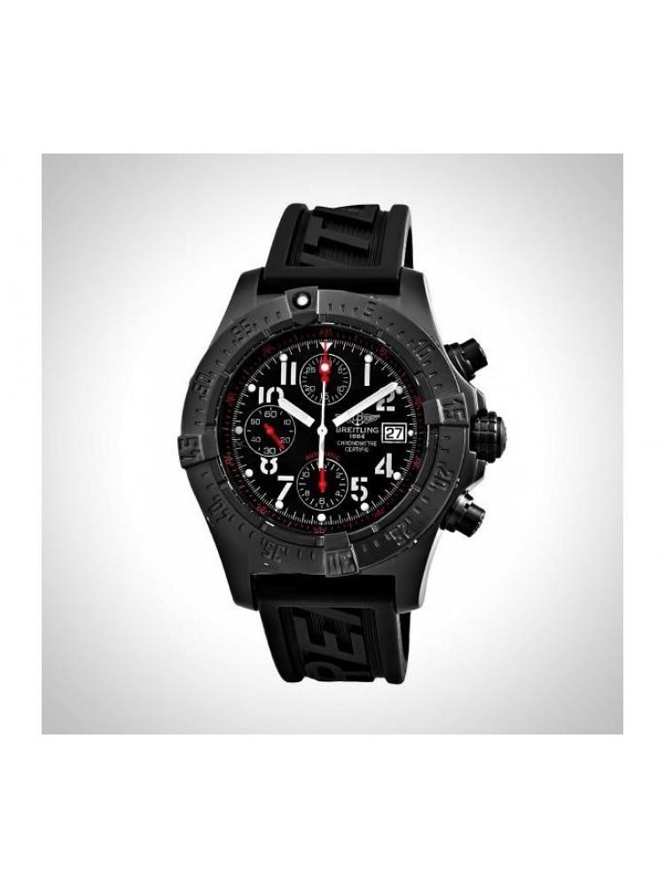 Часы Breitling Aeromarine Avenger (Чёрные с чё..