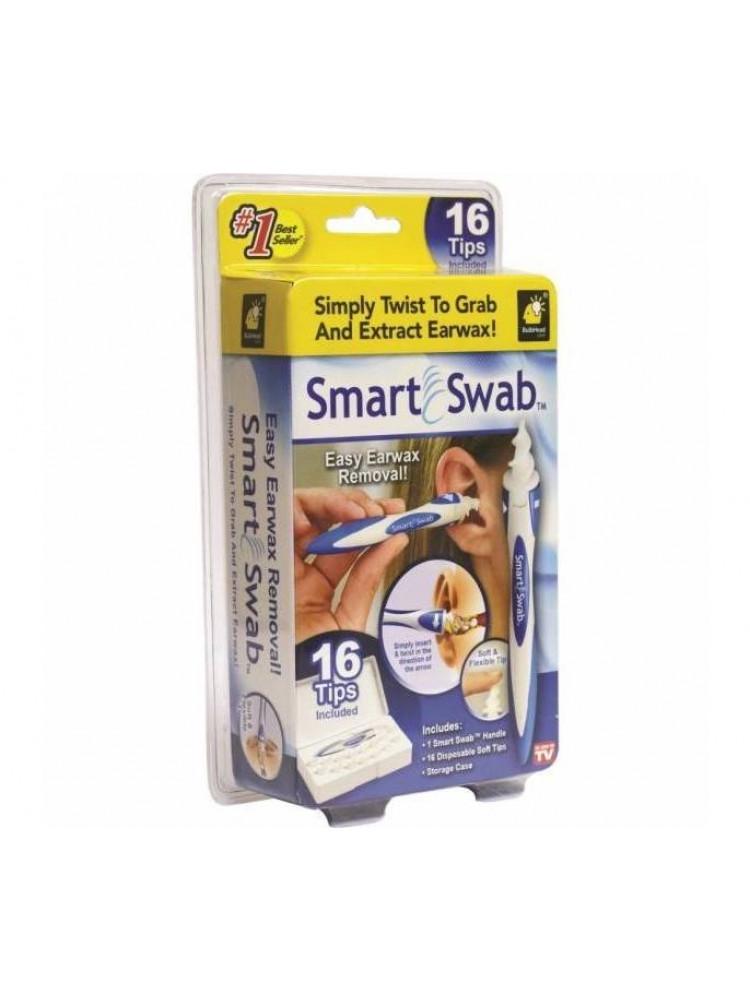 Ухочистка smart swab