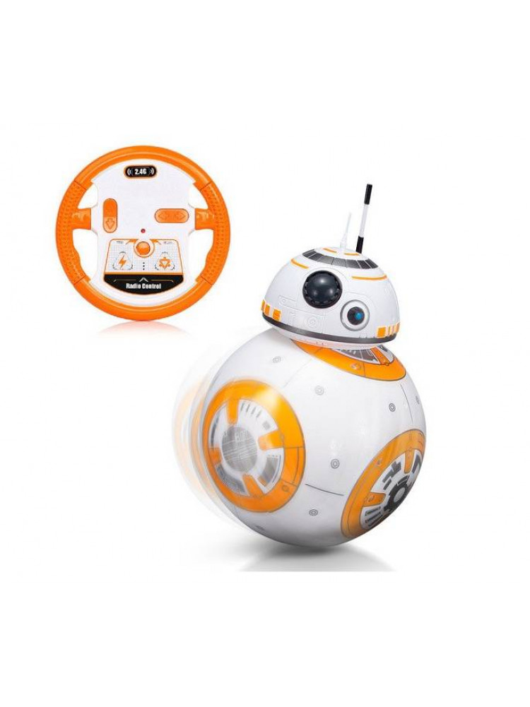 Робот-дроид BB-8 Planet Boy Robot..