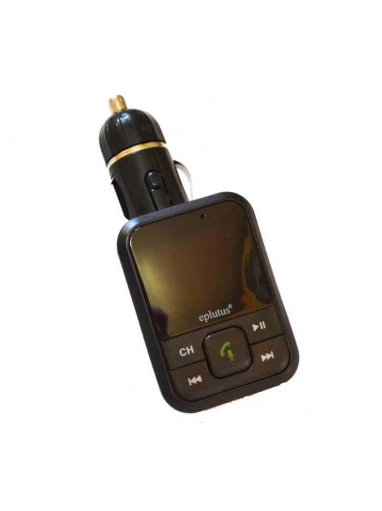 Автомобильный FM-модулятор с Bluethooth Eplutu..