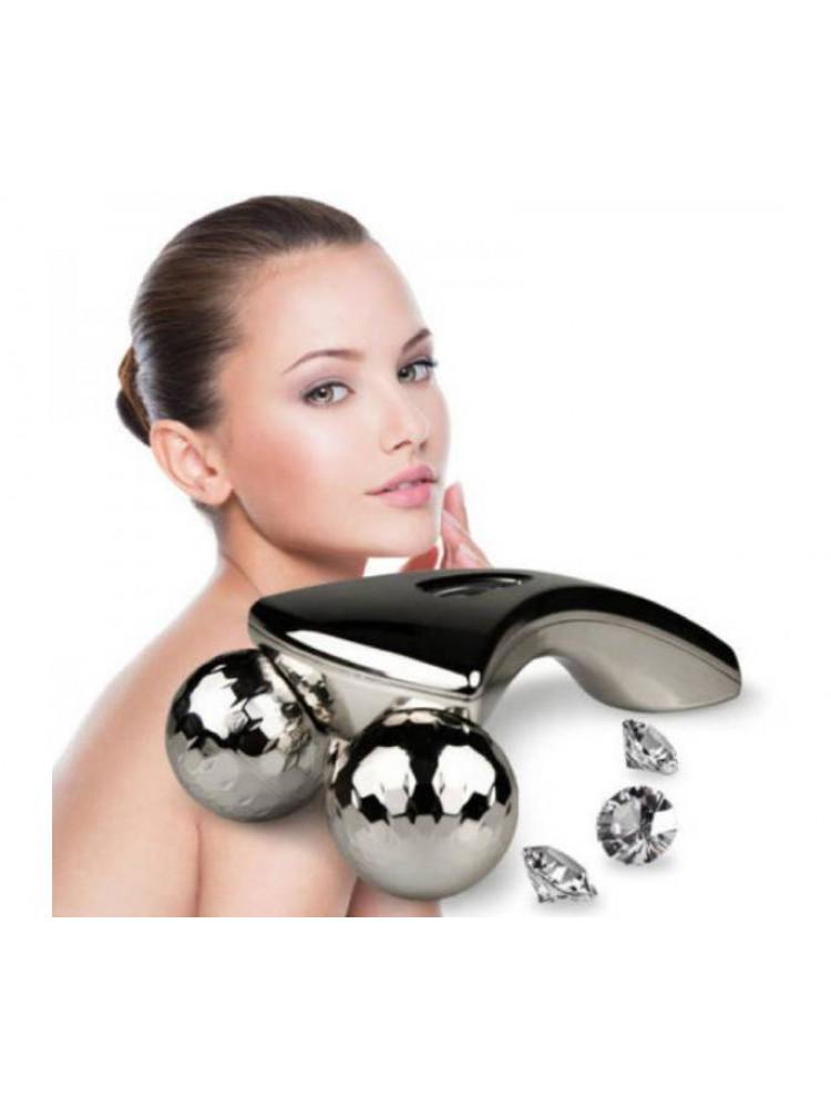 Массажёр для лица и тела 3D Massager..