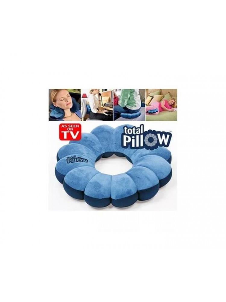 Подушка трансформер для путешествий Total Pill..