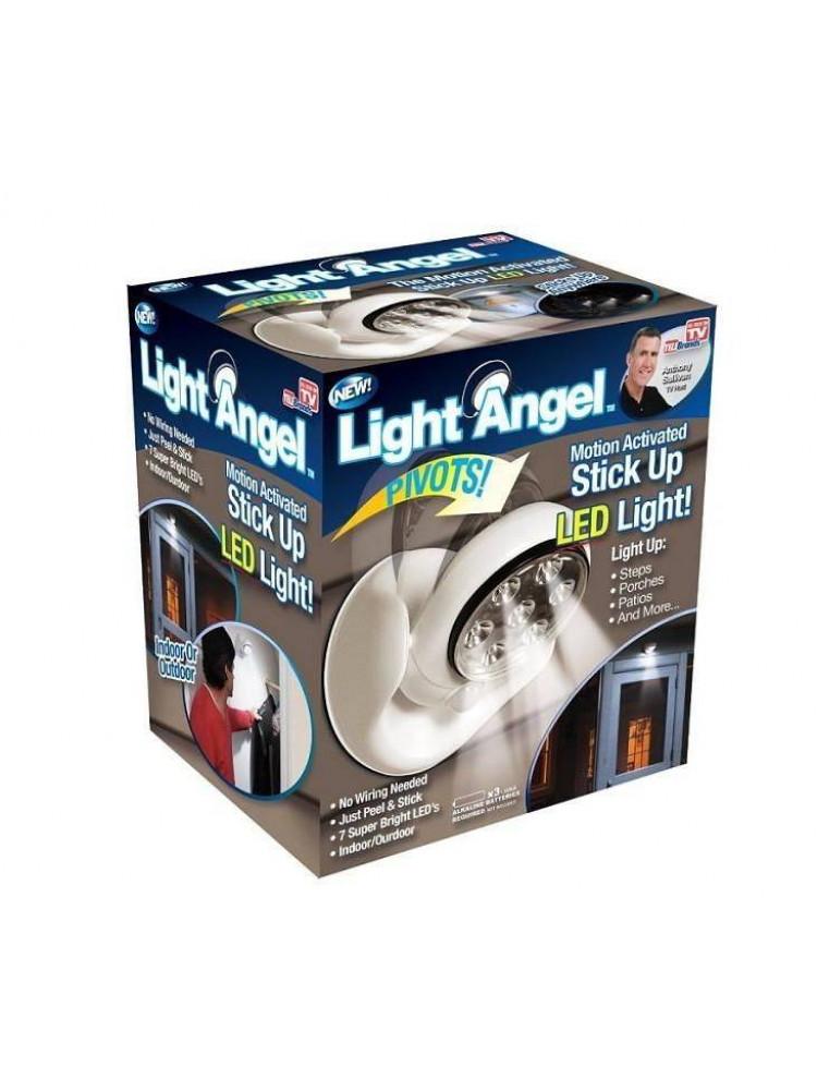 Беспроводной светодиодный светильник с датчико..