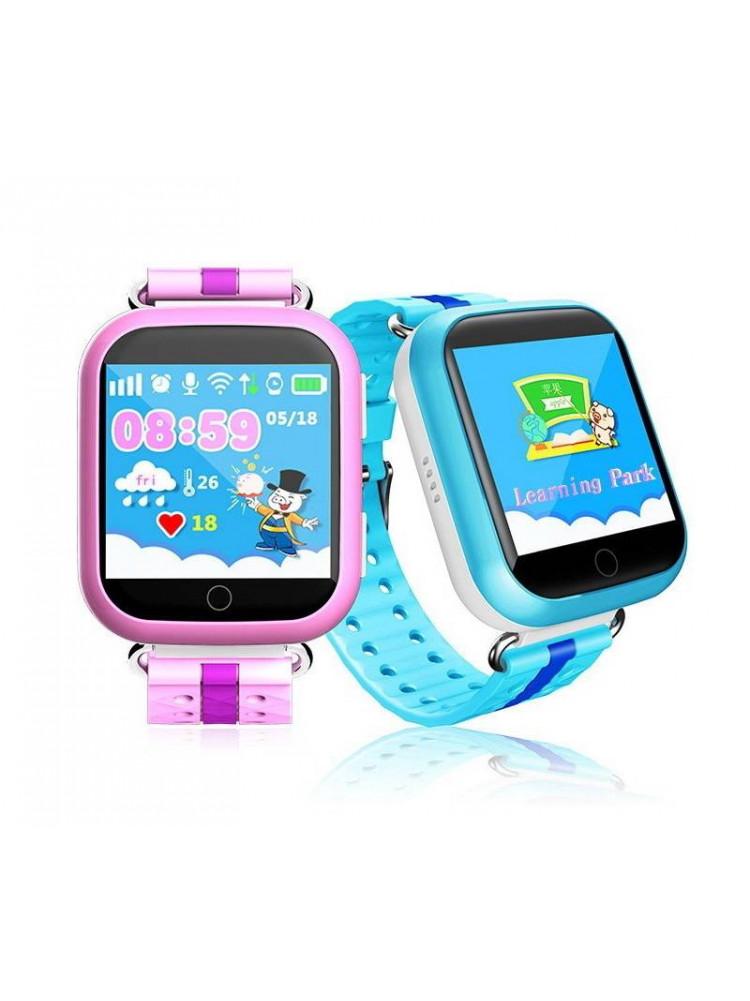 Детские часы-телефон GPS Smart Baby Watch Q100..