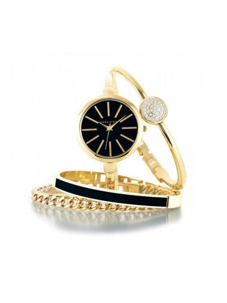 Часы с браслетами Anne Klein..