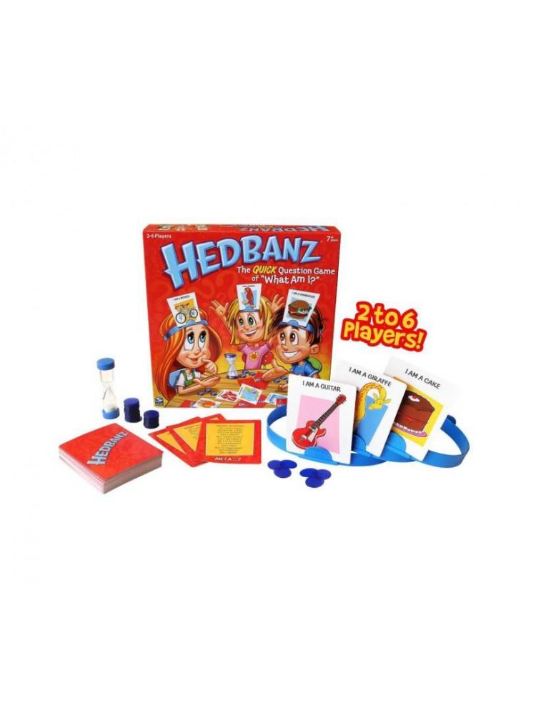 Настольная развивающая игра Trends «Hedbanz. У..
