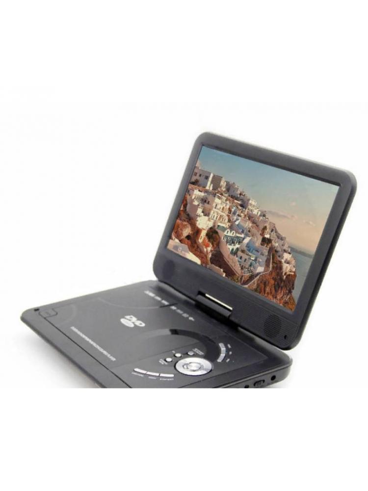 Портативный DVD плеер с тюнером DVB-T2 LS-104T..
