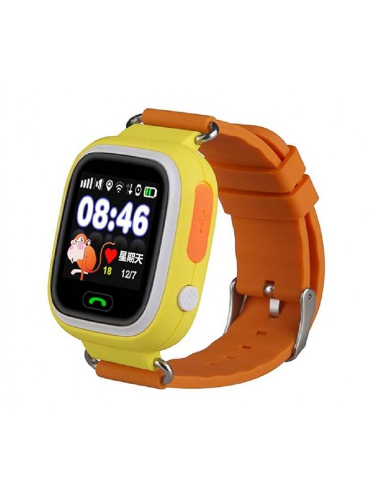 Детские умные часы smart baby watch q80 с gps ..