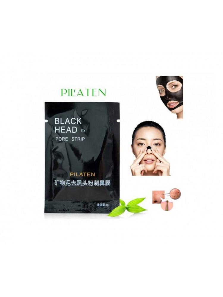 Маска против черных точек на лице black mask e..