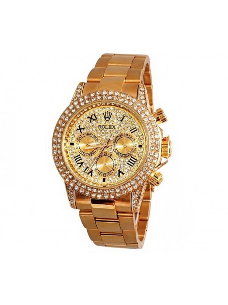 Часы наручные ROLEX DAYTONA WOMAN (Золотые) Ме..