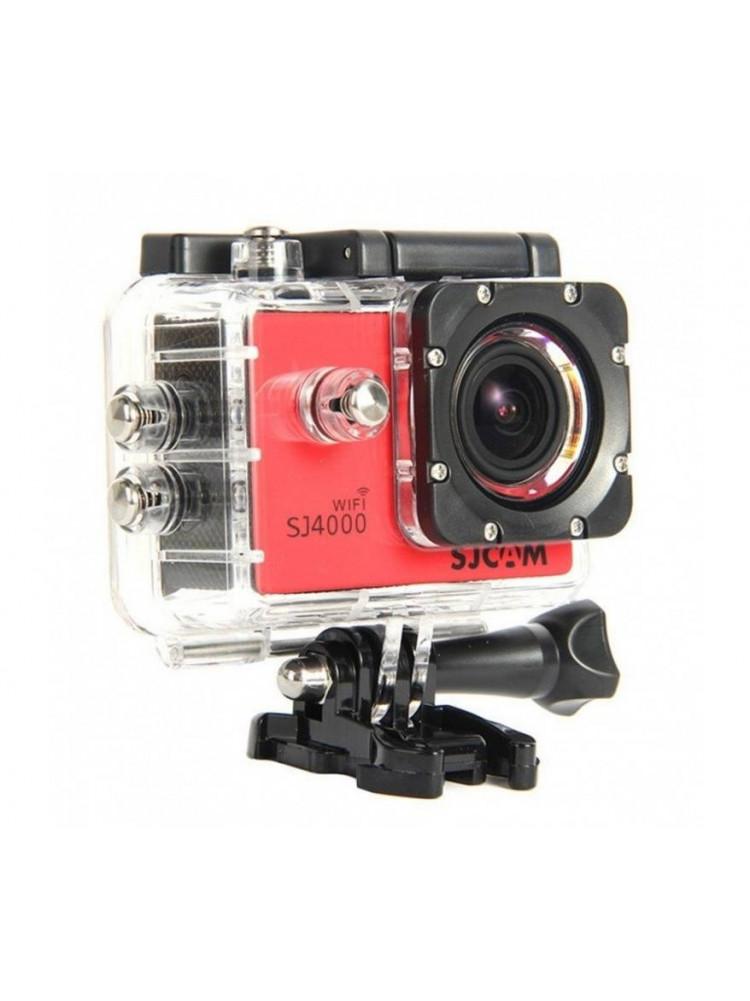 Экшен камера SJCAM SJ4000 WIFI Red..
