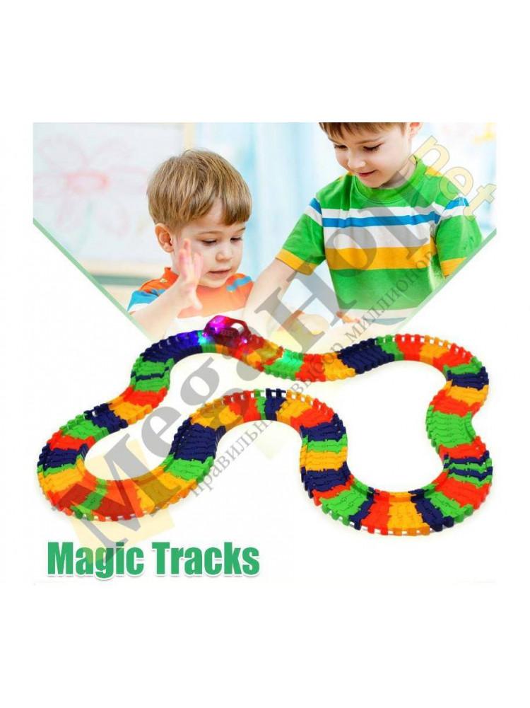 Набор MAGIC TRACKS 165 деталей..