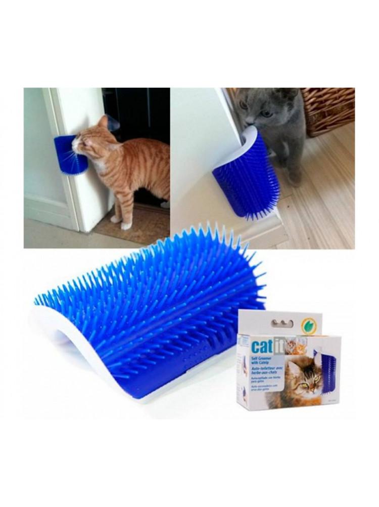 Массажер для кошек с креплением Cat It..