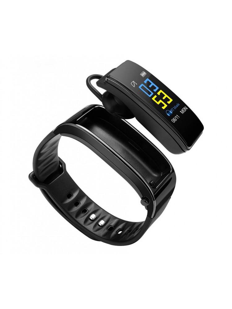 Bluetooth-наушник/часы TalkBand..