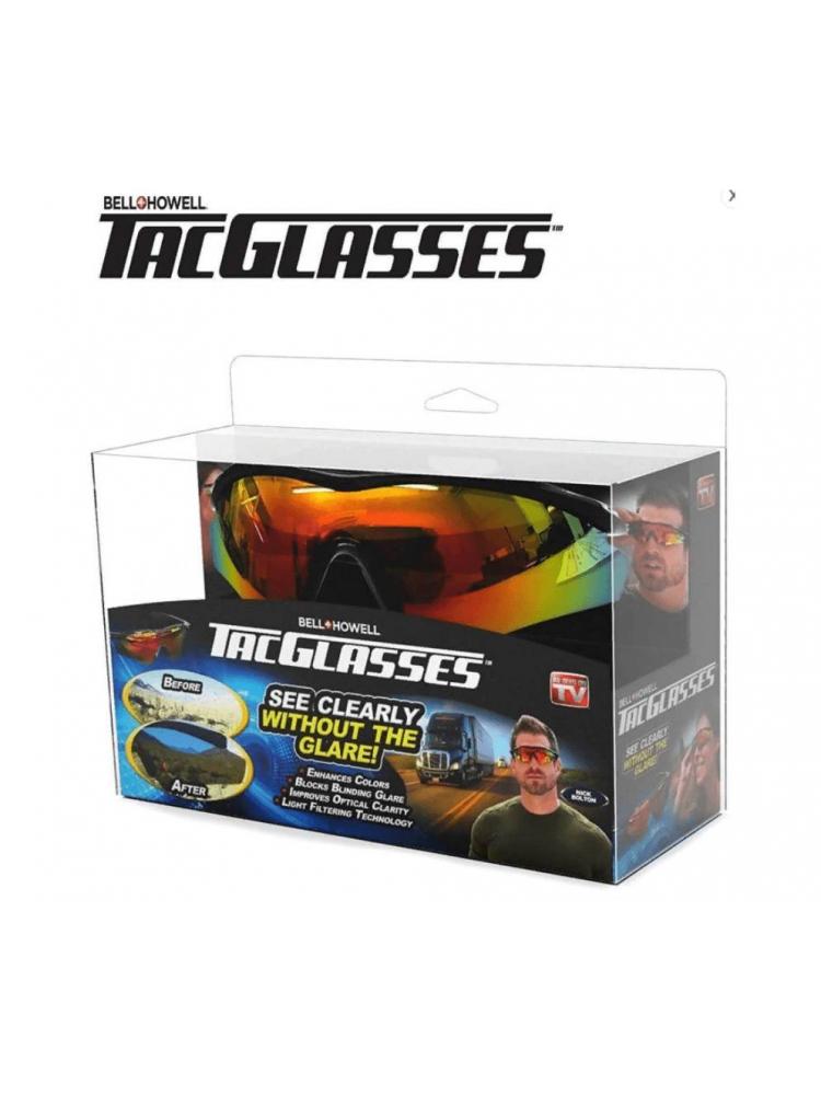 Антибликовые защитные очки Bell Howell Tac Gla..