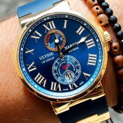 Кварцевые часы Ulysse Nardin (все рабочие циферблаты)