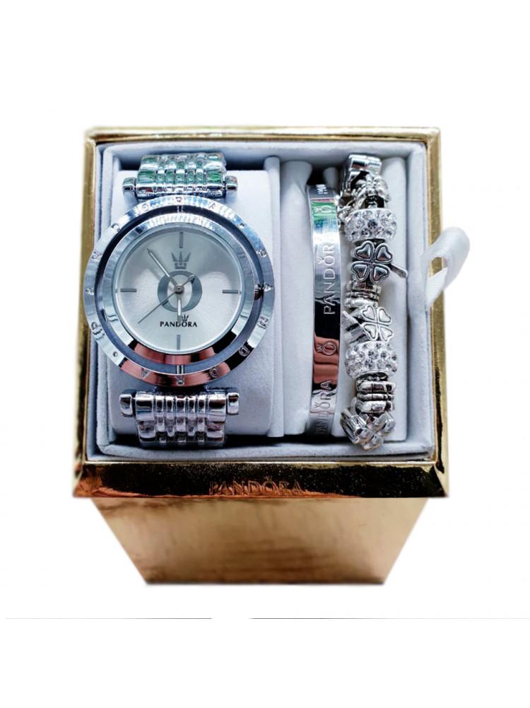 Часы Pandora + браслет Pandora в фирменной кор..
