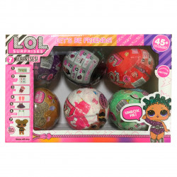 Куклы ЛОЛ 6 в 1 разные серии