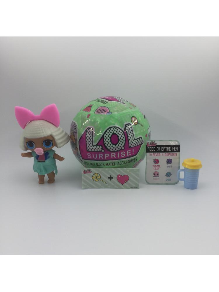 Кукла L.O.L Surprise 2-я Серия ..