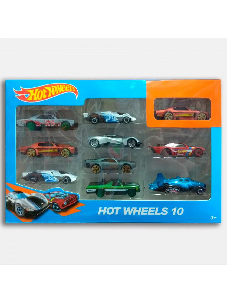 Подарочный набор Hot Wheels Базовые машинки (1..